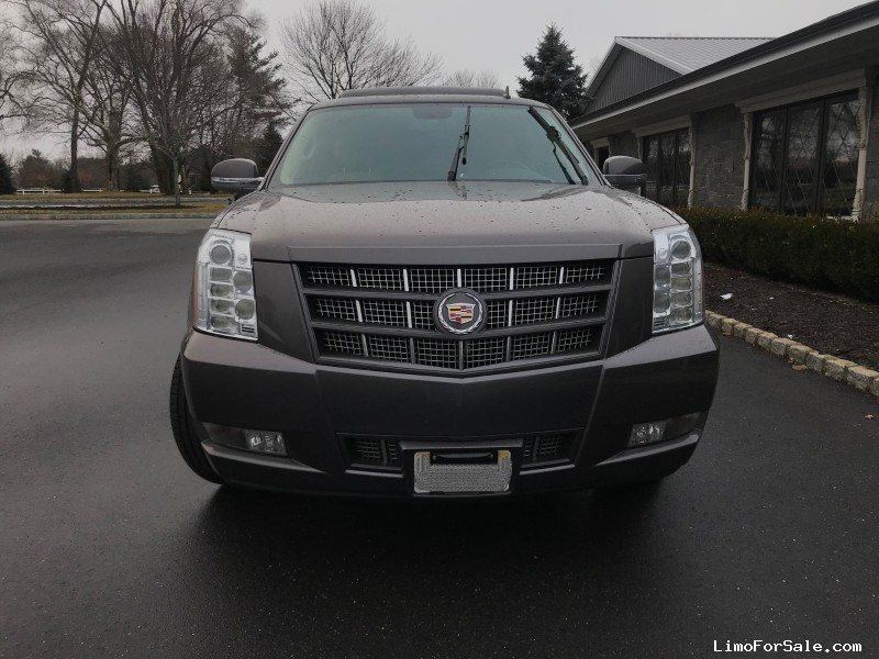 Used 2013 Cadillac Escalade ESV SUV Limo Quality Coachworks - Colts Neck, New Jersey    - $54,900