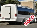 Used 2008 International 3400 Mini Bus Shuttle / Tour Krystal - Fontana, California - $24,995
