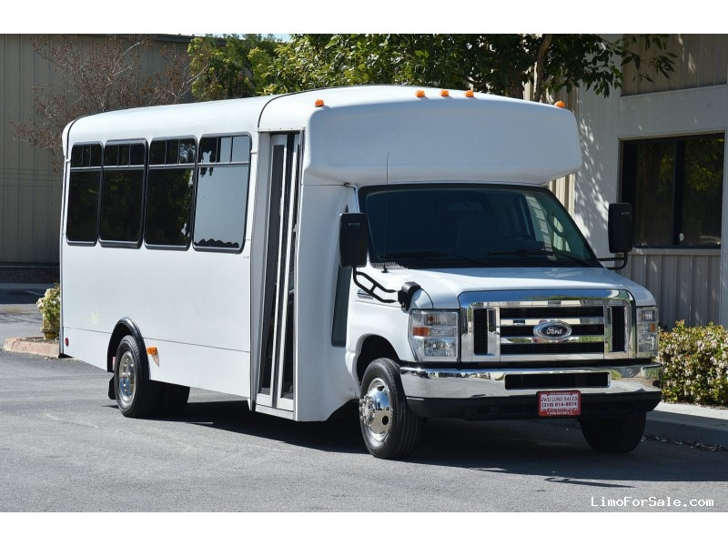Used 2011 Ford E-450 Mini Bus Limo Champion - Fontana, California - $34,995
