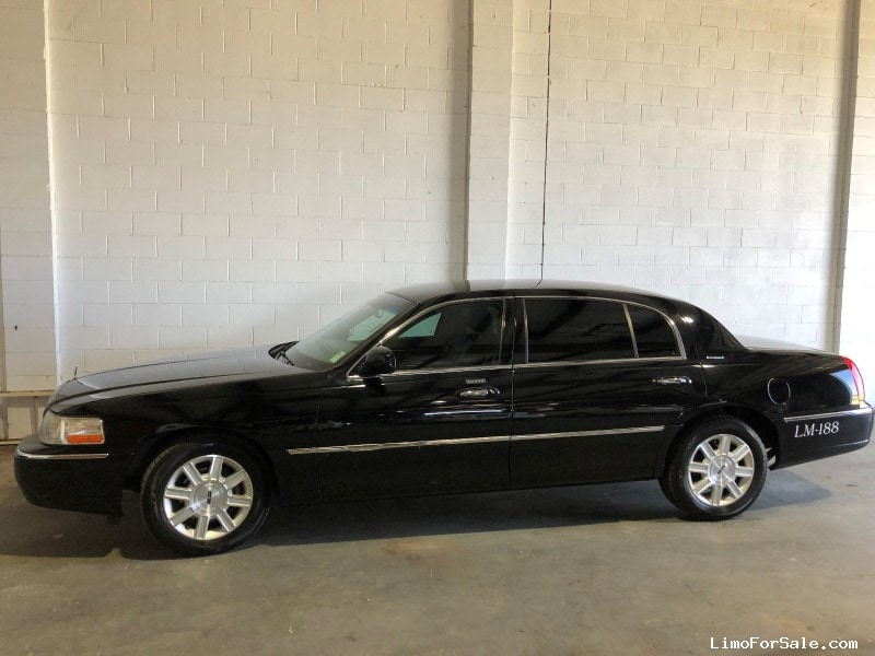 Used 2017 Lincoln Town Car L Sedan Limo Kenner Louisiana 5 800