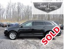 Used 2014 Lincoln MKT Sedan Limo  - orchard park, New York    - $17,395