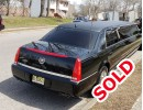 Used 2007 Cadillac DTS Sedan Stretch Limo Federal - East Orange, New Jersey    - $9,500