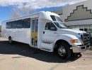 Used 2013 Ford F-650 Mini Bus Shuttle / Tour Glaval Bus - Aurora, Colorado - $63,900