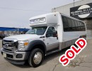 Used 2011 Ford F-550 Mini Bus Shuttle / Tour Krystal - Toronto, Ontario - $43,900