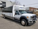 2011, Ford F-550, Mini Bus Shuttle / Tour, Krystal