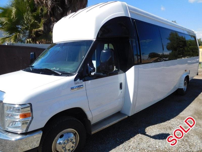 Used 2013 Ford Mini Bus Shuttle / Tour Kisir - Anaheim, California - $19,900