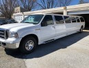 2005, Ford, SUV Stretch Limo, Executive Coach Builders