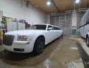 2006, Chrysler, Sedan Limo, Galaxy Coachworks