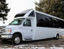 New 2019 Ford E-450 Mini Bus Limo Global Motor Coach - North East, Pennsylvania - $98,900