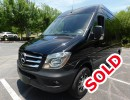 2017, Mercedes-Benz Sprinter, Van Shuttle / Tour, Westwind