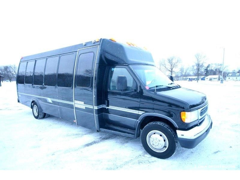 New 2001 Ford Mini Bus Limo Federal - Winona, Minnesota - $15,995