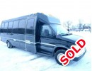 2001, Ford, Mini Bus Limo, Federal