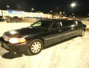 2004, Lincoln, Sedan Stretch Limo, DaBryan
