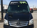 2015, Mercedes-Benz, Van Shuttle / Tour, First Class Customs