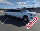Used 2015 Chevrolet SUV Stretch Limo Blackstone Designs - Roseland, New Jersey    - $54,999
