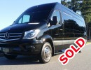 2015, Mercedes-Benz, Van Limo, First Class Customs