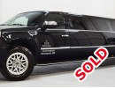 2008, Chevrolet, SUV Stretch Limo, Executive Coach Builders