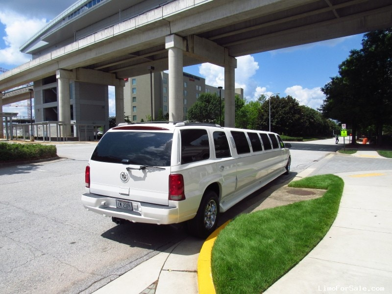 Used 2006 Cadillac SUV Stretch Limo  - College Park, Georgia - $30,000