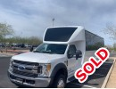 Used 2017 Ford F-550 Mini Bus Limo Grech Motors - Phoenix, Arizona  - $108,000
