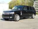 2010, Land Rover, SUV Limo, Executive Coach Builders