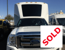 Used 2013 Ford F-550 Mini Bus Shuttle / Tour Tiffany Coachworks - Phoenix, Arizona  - $49,000