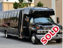 2010, Chevrolet C5500, Mini Bus Limo, Turtle Top