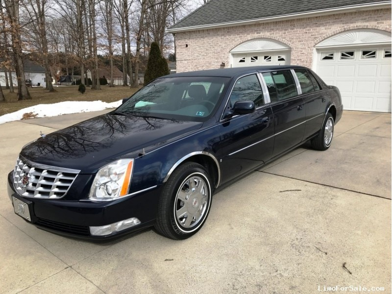 Used 2007 Cadillac DTS Funeral Limo Superior Coaches - Mount Carmel, Pennsylvania - $21,995
