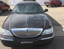 2007, Lincoln Town Car L, Sedan Stretch Limo, Wolverine Coach Builders