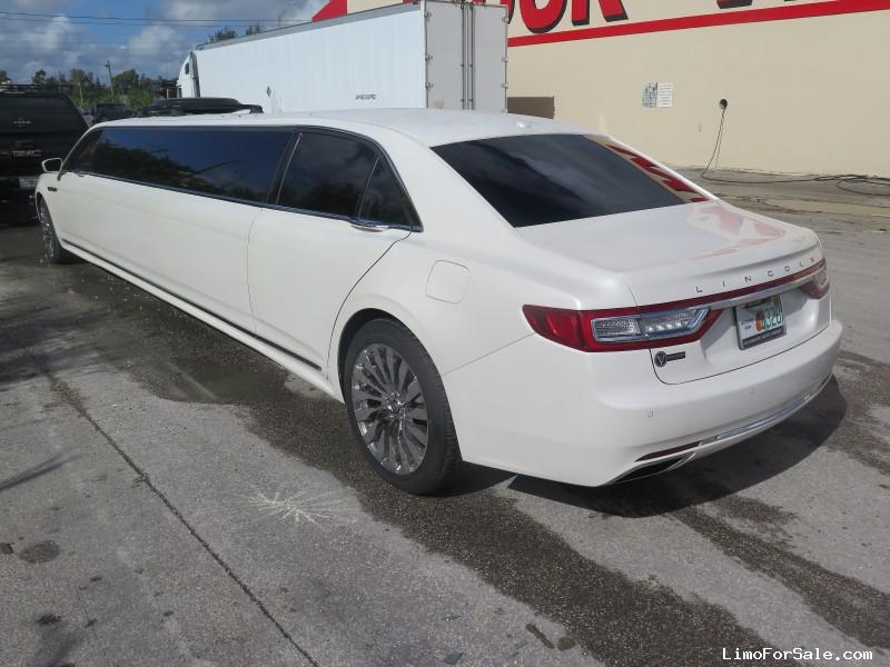 Used 2017 Lincoln Continental Sedan Stretch Limo Specialty Conversions - Miami, Florida - $63,000