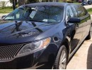 2014, Lincoln MKS, Sedan Stretch Limo, Executive Coach Builders