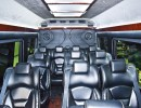 2014, Mercedes-Benz Sprinter, Van Shuttle / Tour, First Class Customs