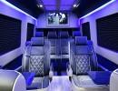 2017, Mercedes-Benz Sprinter, Van Limo, Signature Limousine Manufacturing
