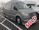 New 2019 Mercedes-Benz Sprinter Van Limo Midwest Automotive Designs - Oaklyn, New Jersey    - $127,550