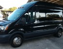 2015, Ford Transit, Mini Bus Shuttle / Tour, Ford