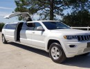 2017, Jeep Cherokee, SUV Stretch Limo, Pinnacle Limousine Manufacturing
