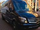 2016, Mercedes-Benz Sprinter, Van Limo, McSweeney Designs
