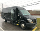 2014, Mercedes-Benz Sprinter, Van Shuttle / Tour, Meridian Specialty Vehicles