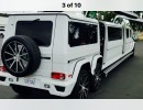 2003, Mercedes-Benz G class, SUV Stretch Limo, Pinnacle Limousine Manufacturing