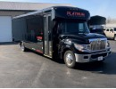 2014, International DuraStar, Mini Bus Limo, Battisti Customs