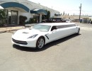 Used 2016 Chevrolet Corvette Sedan Stretch Limo Pinnacle Limousine Manufacturing - hazel park, Michigan - $179,999