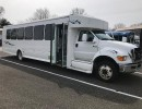 2015, Ford F-650, Mini Bus Shuttle / Tour, Starcraft Bus