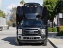 Used 2013 Ford F-550 Mini Bus Shuttle / Tour Tiffany Coachworks - Fontana, California - $44,995