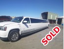 2008, Chevrolet Tahoe, SUV Stretch Limo, Lime Lite Coach Works