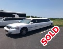 Used 2009 Lincoln Town Car Sedan Stretch Limo Royal Coach Builders - deer park, New York    - $18,000