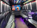 2016, Ford F-550, Mini Bus Limo, Executive Coach Builders