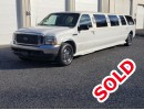 2002, Ford Excursion XLT, SUV Stretch Limo, Executive Coach Builders