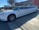 2016, Chrysler 300, Sedan Stretch Limo, Tiffany Coachworks