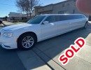 2016, Chrysler 300, Sedan Stretch Limo, Tiffany Coachworks