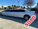 Used 2016 Chrysler 300 Sedan Stretch Limo Tiffany Coachworks - Buena Park, California - $41,900