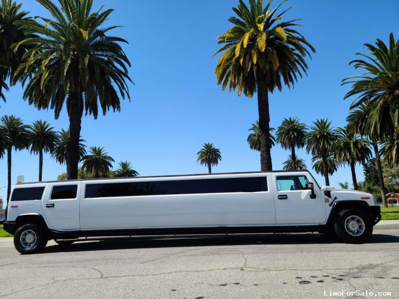 Used 2007 Hummer H2 SUV Limo  - Santa Monica, California - $37,995